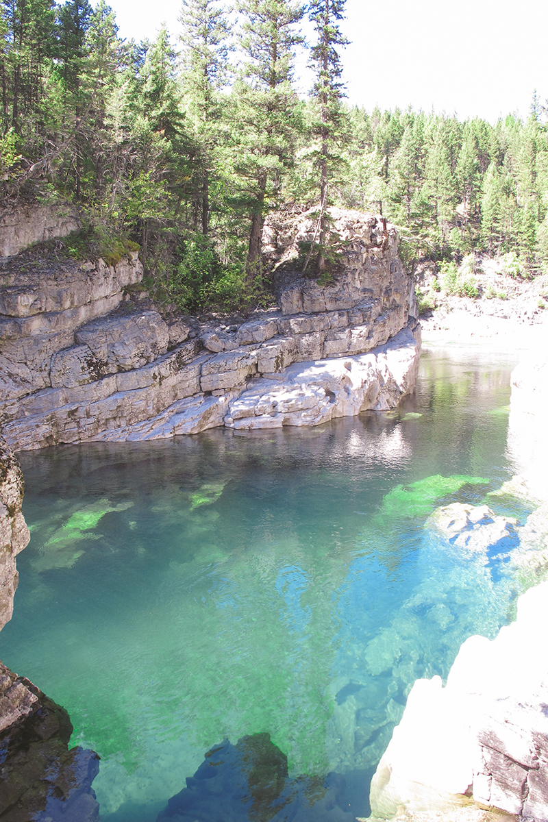 Somehow the Mediterranean waters made it down the South Fork.