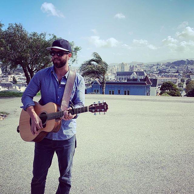 Thank you @ben_lang_music for performing at the Alta Plaza Park Harvest Festival! 🍁🎃#repost #altaplazapark @friendsofaltaplazapark