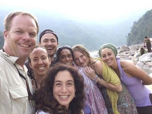 Photo taken by Michael Desmond Photography  Rishikesh, India