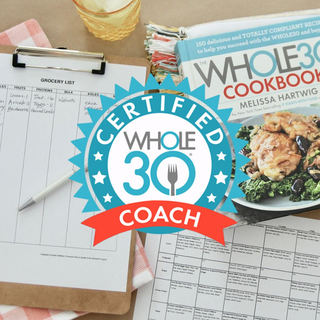 Whole30 Certified Coach Los Angeles