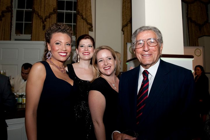 Sing for Hope Gala with Tony Bennett, Alyson Cambridge and Jen Aylmer