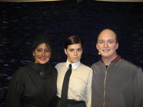 Judas Maccabeus-LA Opera with Hanan Alattar and Matthew Moore