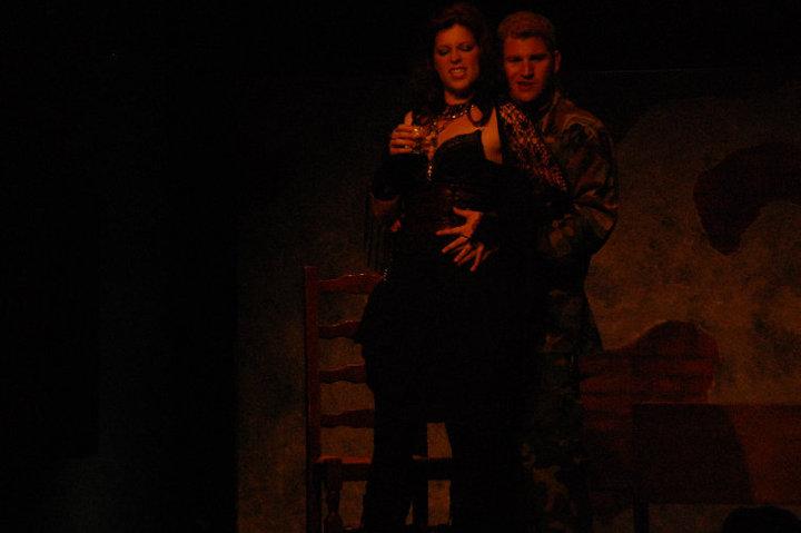 Maddalena in Rigoletto-Lyrique en Mer Festival France