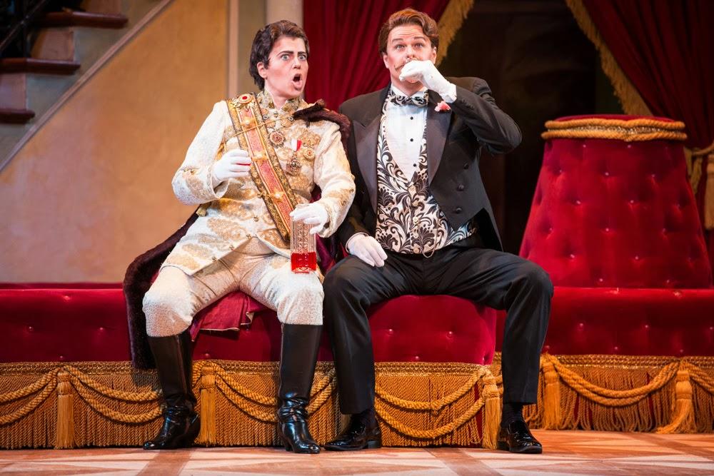 Prince Orlovsky at Sarasota Opera