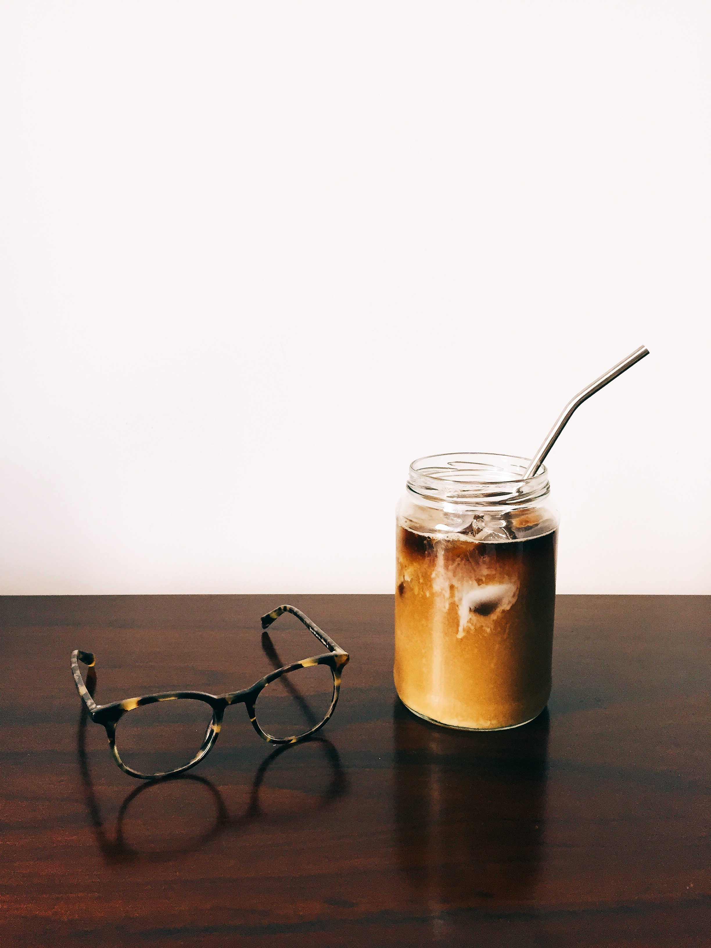 iced coffee for summer transitions