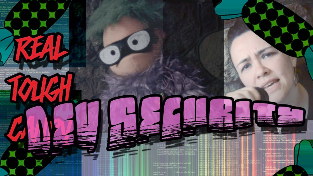 yes, a thumbnail with muppets and a skeptical furrowed brow are all very on brand for Candy!