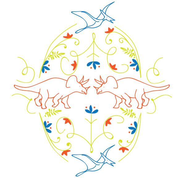 floral-dinos-nhdesign