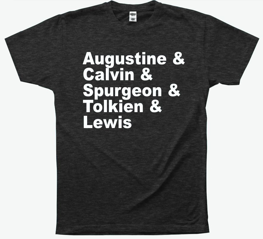 Authors T-shirt - Available in Matt's Store