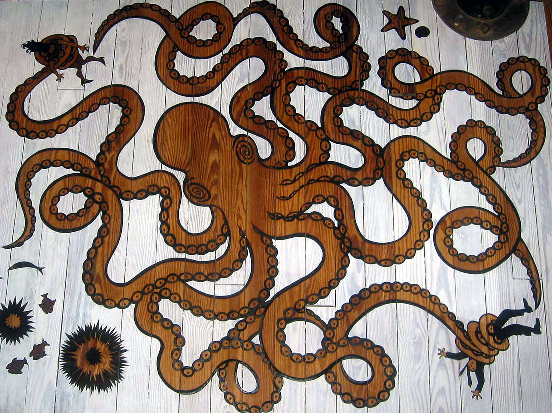 Octopus Corridor