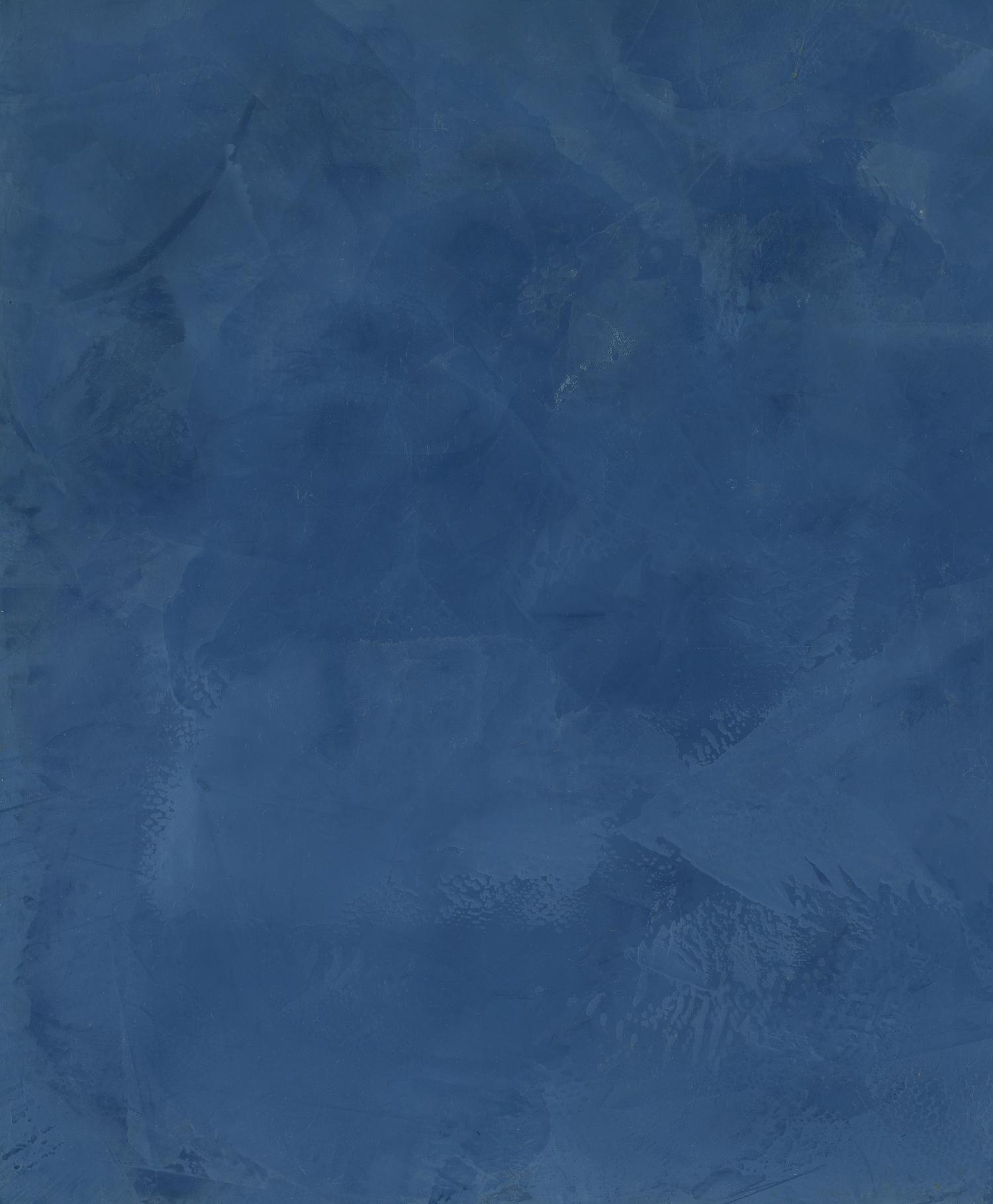 Midnight Blue Venetian Plaster