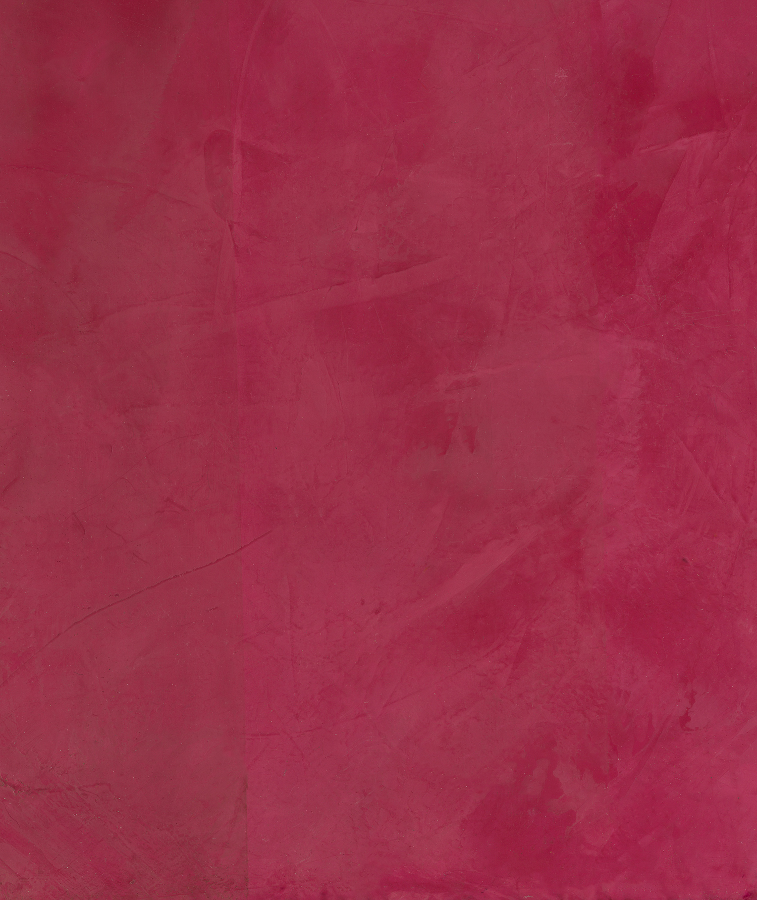 Deep Berry Red Venetian Plaster