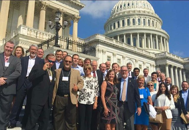 #TBT to this July SFC held its first annual Fly-In to tell Congress about the importance of HR 1360