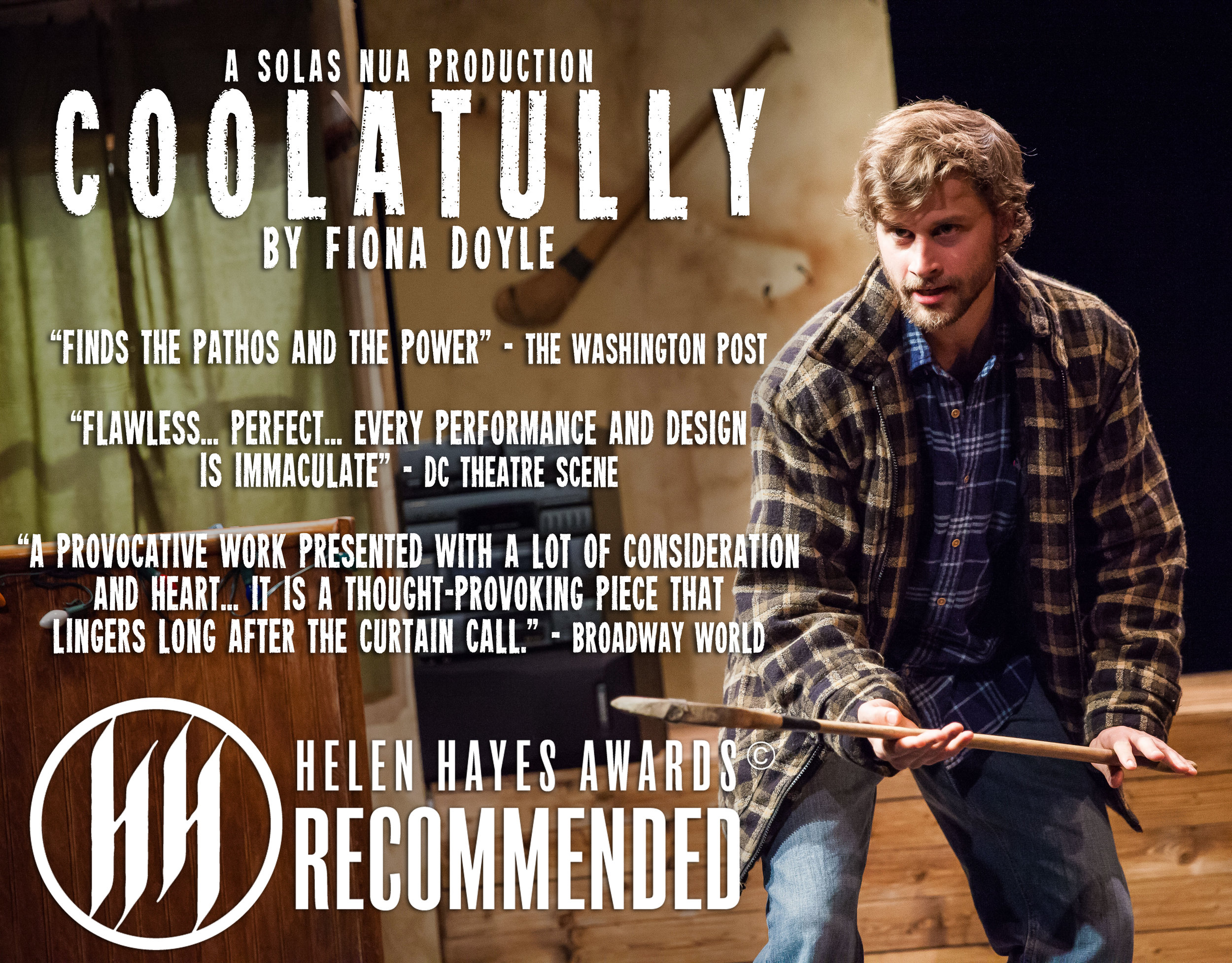 Coolatully  by Fiona Doyle - American premiere production - March 2017