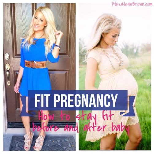Alexa Jean Fit Pregnancy
