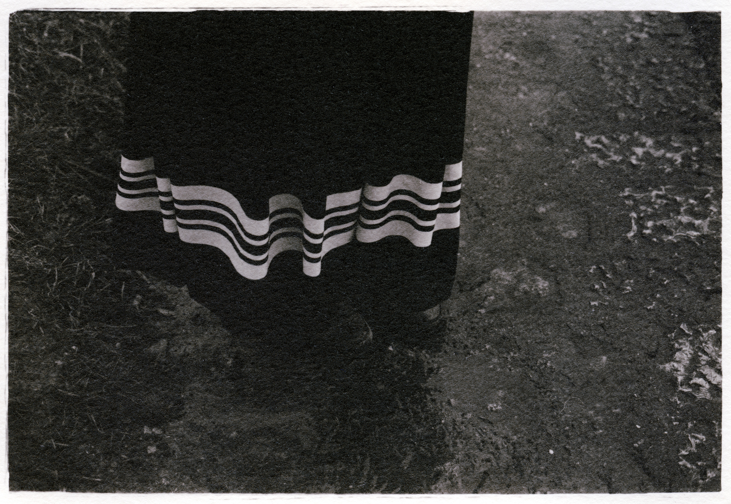 Skirt    Silver Gelatin Print, Switzerland, 2014