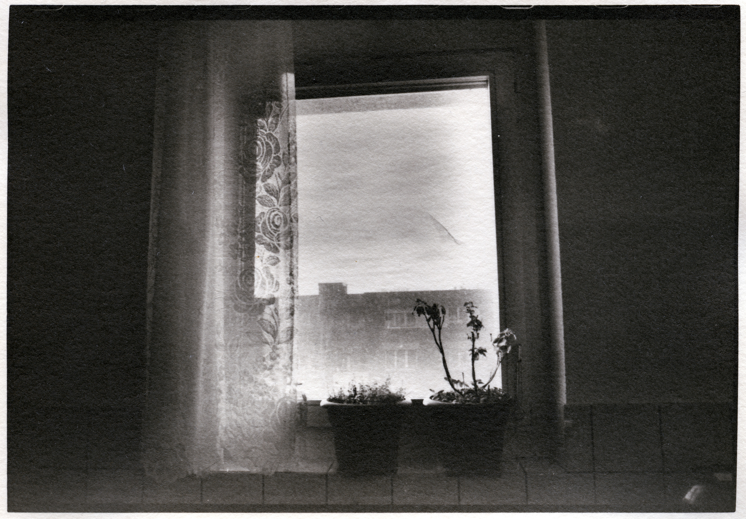 Kitchen    Silver Gelatin Print, Switzerland, 2014