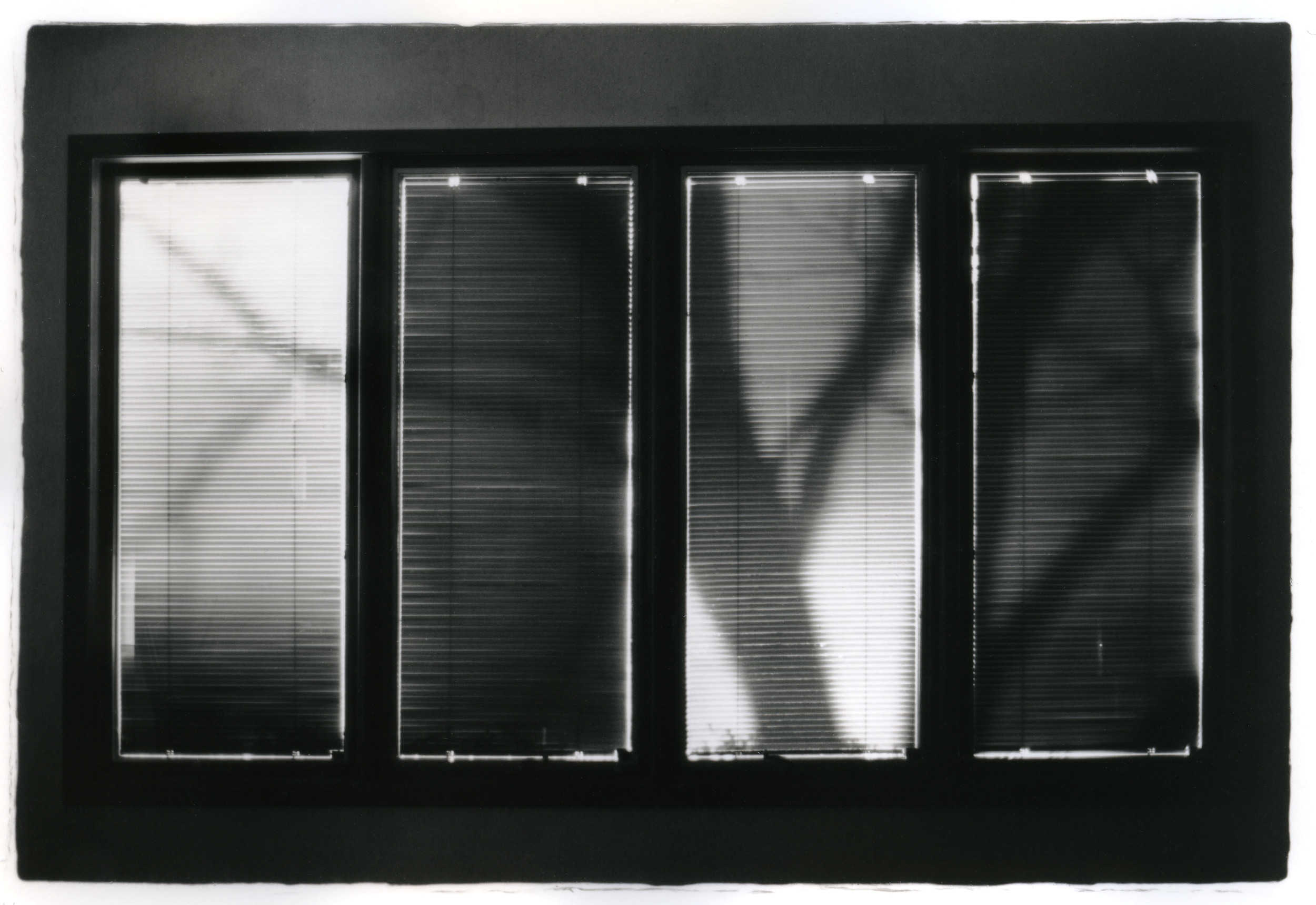 9 AM    Silver Gelatin Print, New Jersey ,  2015