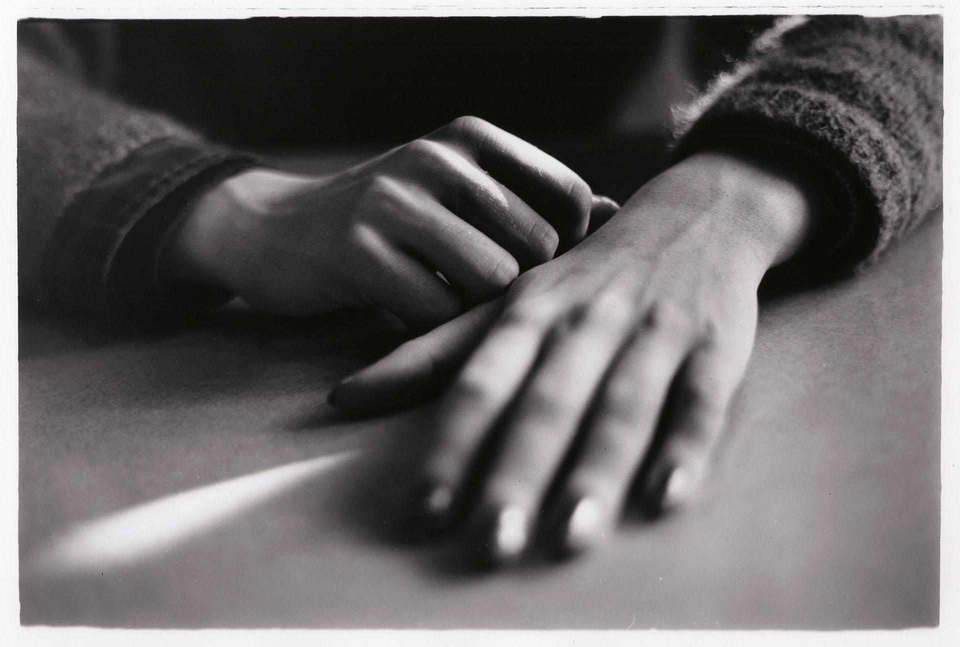 Erik's Hands    NJ, 2015