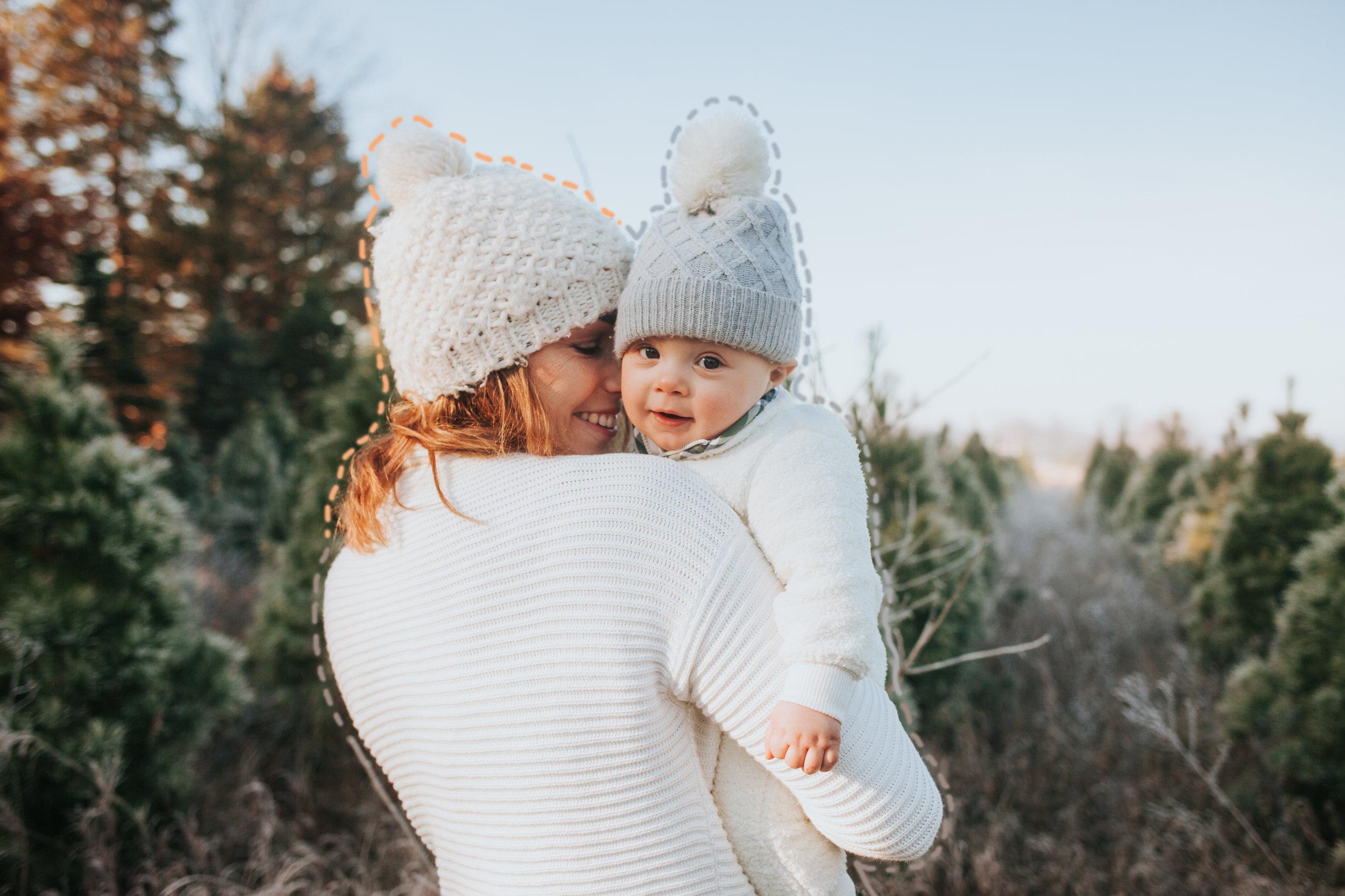 ERIN & HER BOYS | FAMILY PORTRAITS