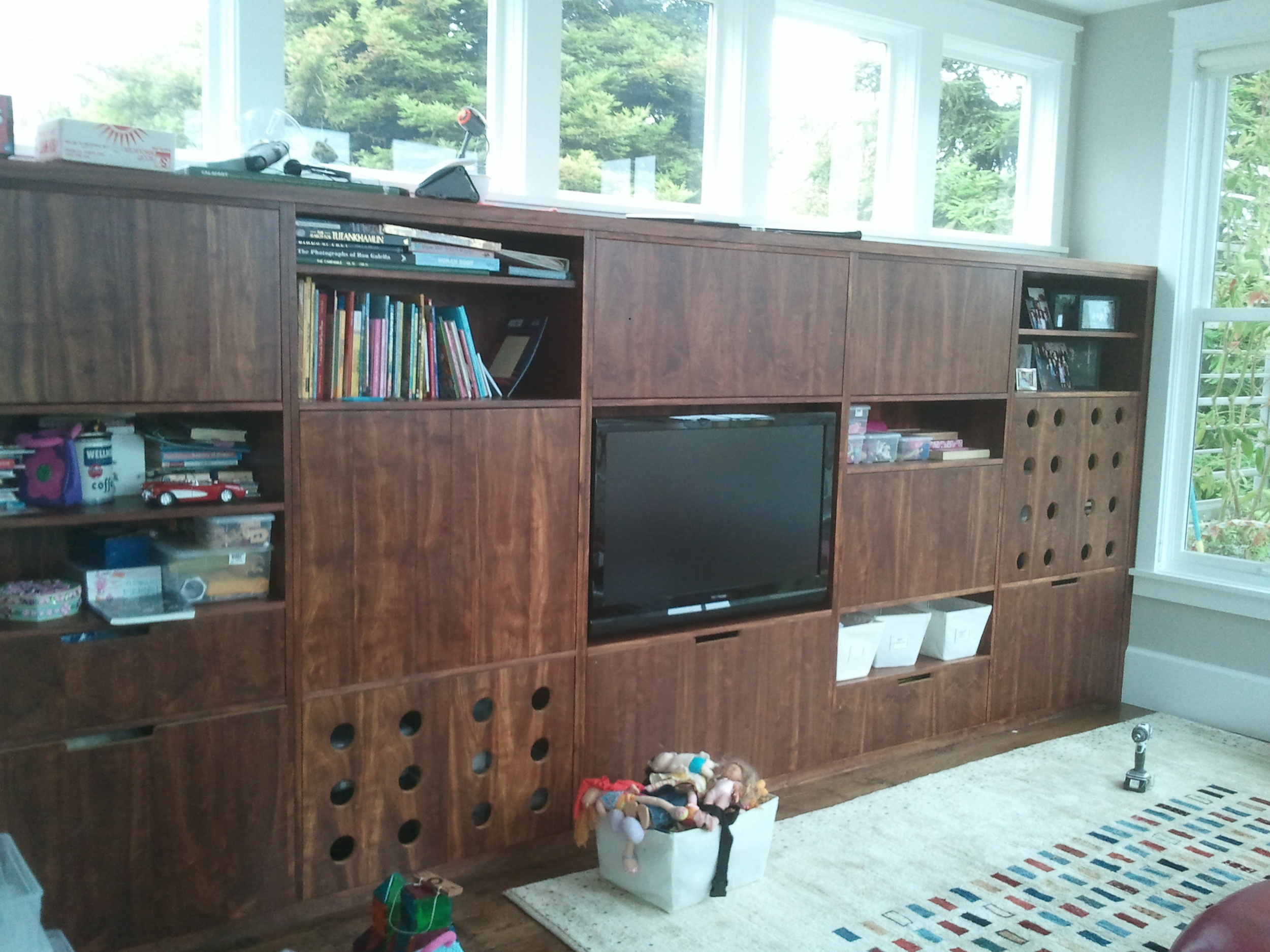 Built Ins Tom Clossey Builder