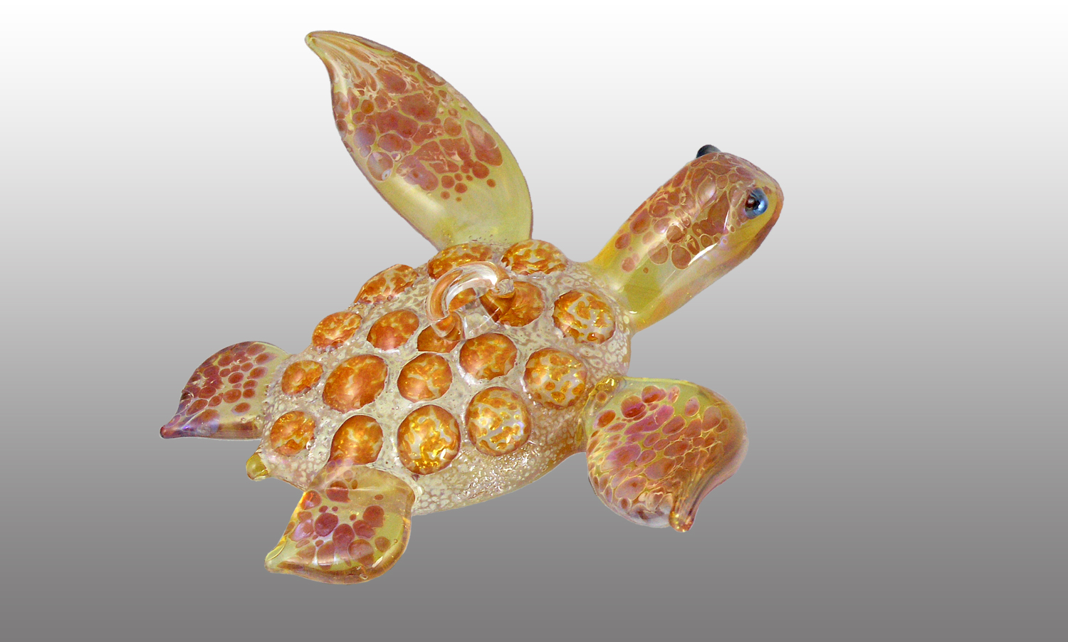 sea turtle hanging ornaments