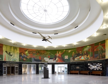 Brooks - Flight, Marine Air Terminal