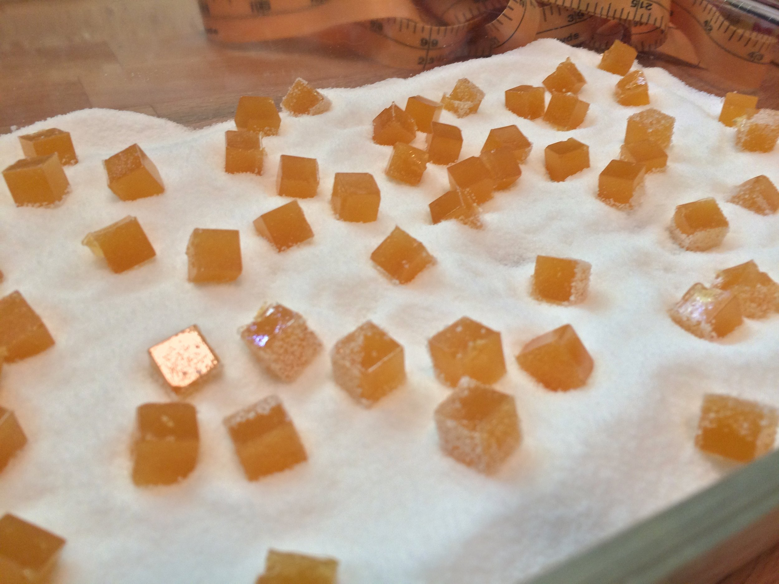 Arnold Palmer flavored jellies