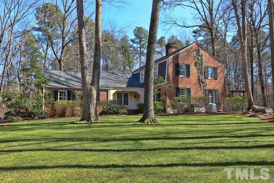 111 Wolfs Trail, Chapel Hill $540,000