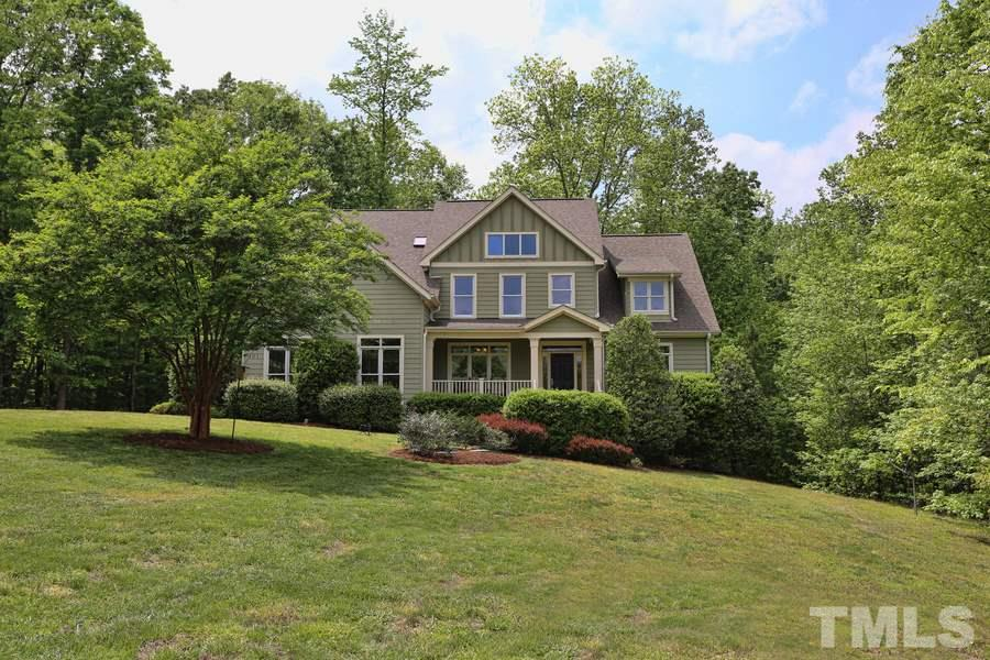 401 Valley Meadow Drive, Chapel Hill $510,000