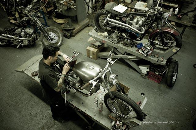 repair and rebuild — Keino Cycles