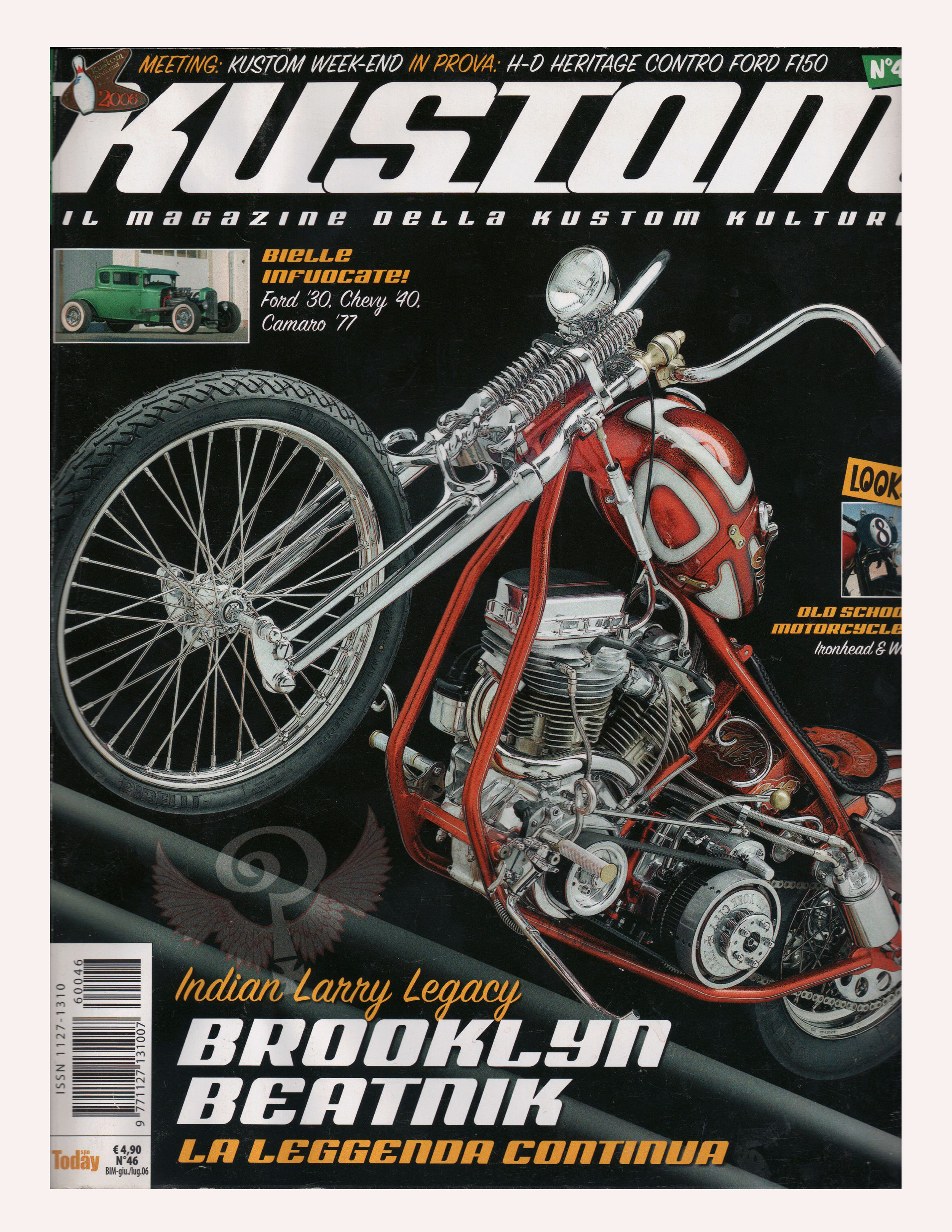 Kustom BrooklynBeat Cover.jpg