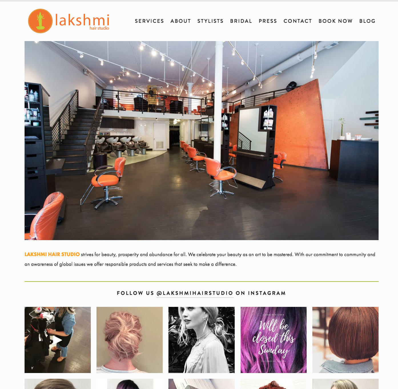 Lakshmi Hair Studio