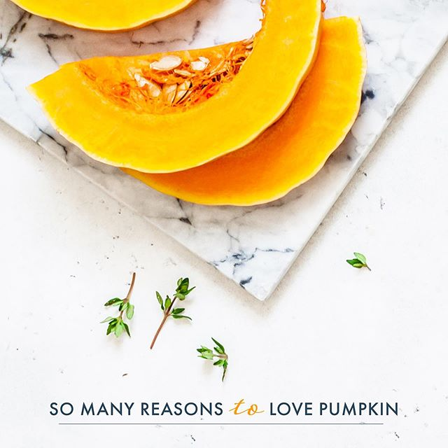 While you are busy decorating your porch or stoop, don't forget all the great nutritional benefits in pumpkin! Here are just a few: 🎃 Just one cup of pumpkin has more potassium than a banana 🎃 Pumpkins are a good source of fiber, just like other winter squash 🎃 They are rich in Vitamin A, necessary for eye health and vision 🎃 Pumpkin is also high in Vitamin C, great for helping ward off those fall sniffles 🎃 The pulp makes a great face mask due to its vitamin content and fruit enzymes, which naturally exfoliate dead skin. Just mix 1/4 cup pureed pumpkin with 1 egg and 1 tablespoon of honey. Apply, wait 20 minutes and rinse. Happy picking! . . . #fallfruits #seasonal #pumpkin #pumpkineverything #wellness #nutrition #nutritiontips #wholefoods #falllove #fallfeast #betterforyou #fallstagram #healthyhacks #healthyloving