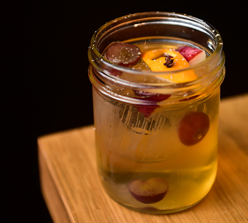 WINNING PUNCH RECIPE    SOTHER TEAGUE OF AMOR Y AMARGO, NEW YORK