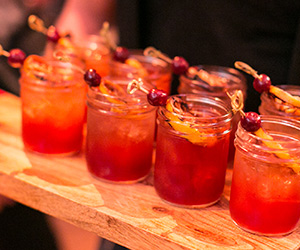 Campfire Punch  from Andrew Seng of Vic's
