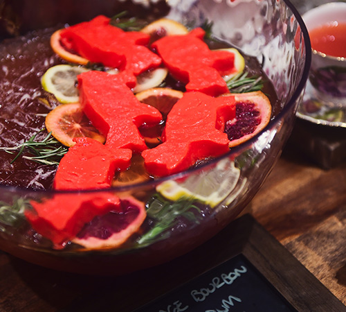 WINNING PUNCH RECIPE BY  PATRICK WILLIAMS OF PUNCH BOWL SOCIAL - DENVER