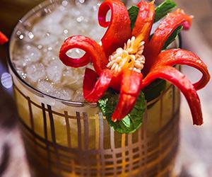 Sinaloan Snake Bite  from Christopher Coburn of Fruition Restaurant
