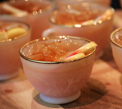 WINNING PUNCH RECIPE BY  LINK OF MBAR - SEATTLE