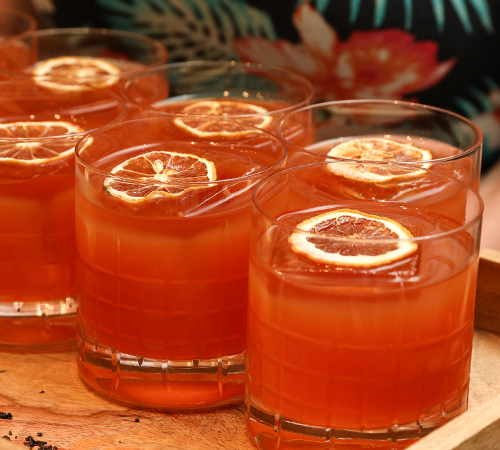 WINNING PUNCH RECIPE BY  CHLOE FISHER OF RULES & REGS - AUSTIN