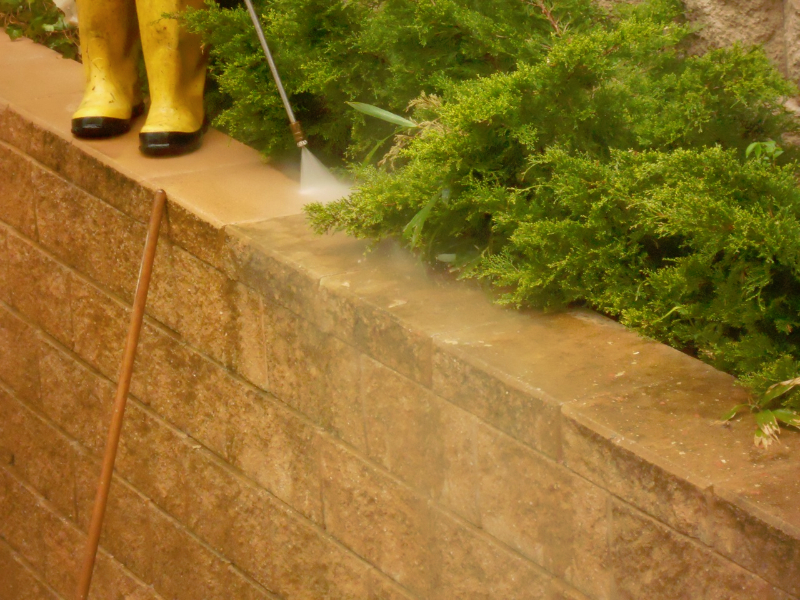 Restore your retaining walls after a long winter and get ready for spring!