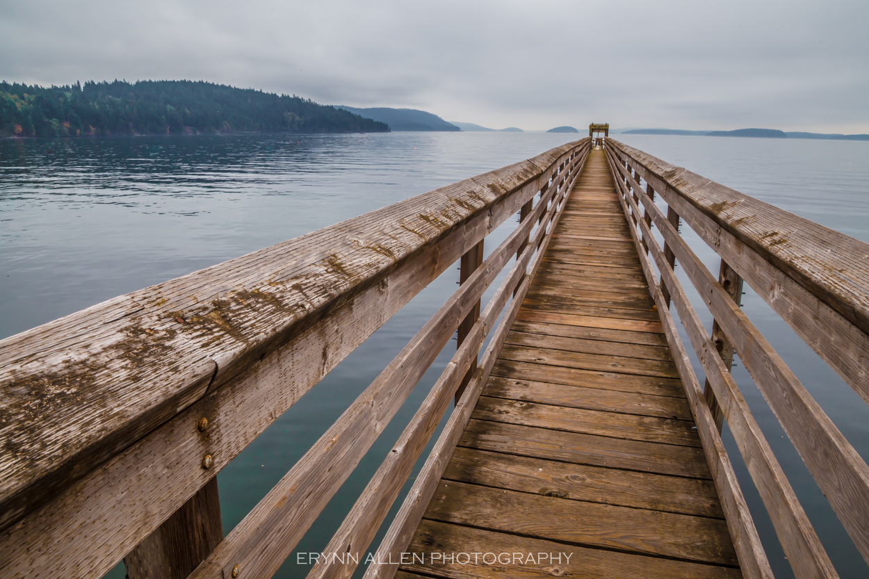 I made my husband drive down here. We were staying at Rosario Resort for our anniversary while exploring Orcas Island, and I fell in love with this dock.