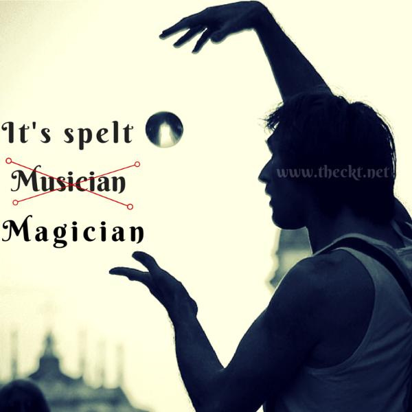 Magician Musician The Cocoknot Theori