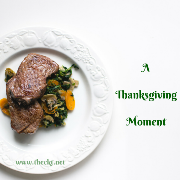 Thanksgiving The Cocoknot Theori