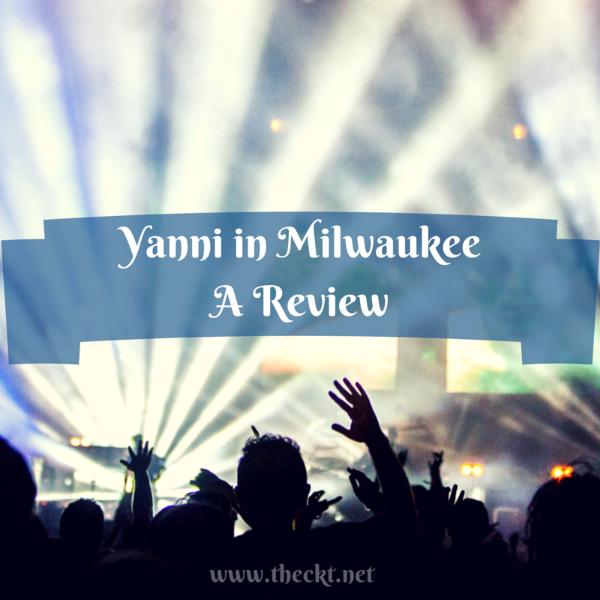 Yanni Milwaukee The Cocoknot Theori