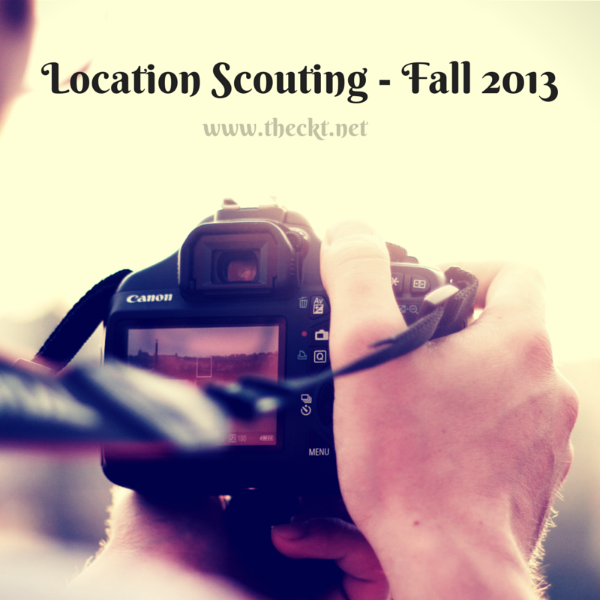 Location Scouting Fall The Cocoknot Theori