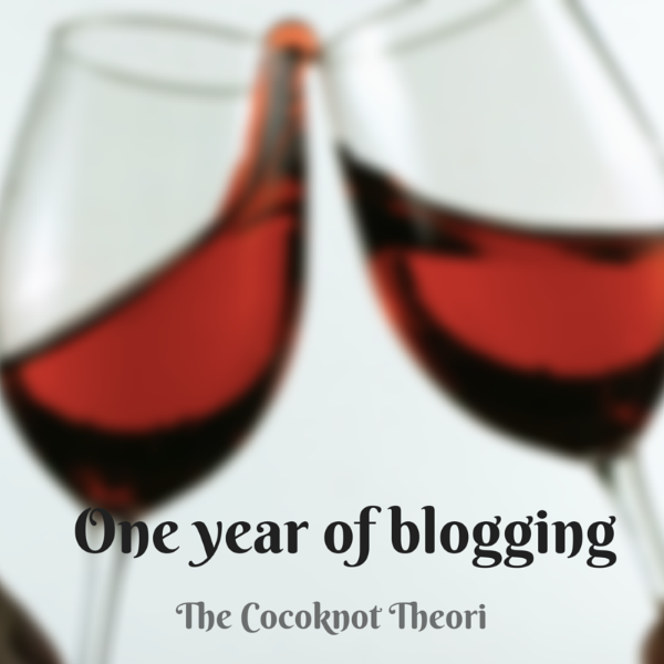 one year blogging the cocoknot theori