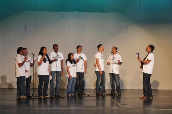 the choir board 3