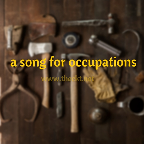 a song for occupations the cocoknot theori