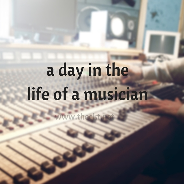 a day in the life of a musician the cocoknot theori