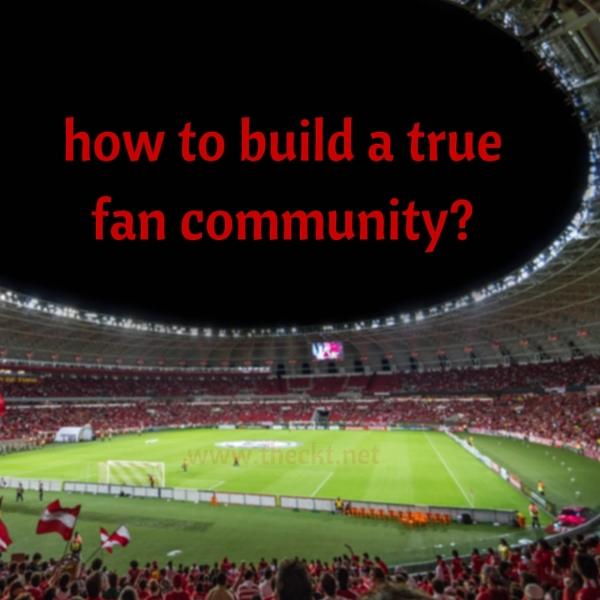 build true fan community the cocoknot theori
